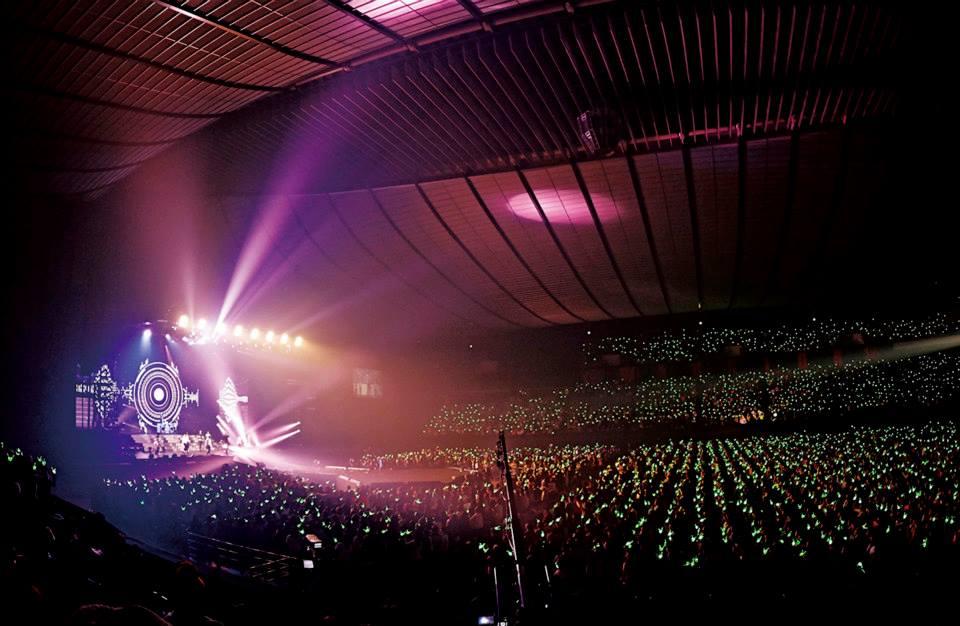 B.A.P在2016開始一連串的巡迴演唱會