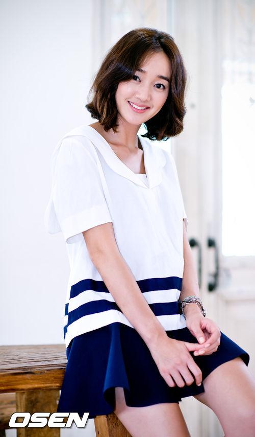 #5. 秀愛 (飾演 朱多海)       ——SBS《野王》 (樣子好甜美的說~)