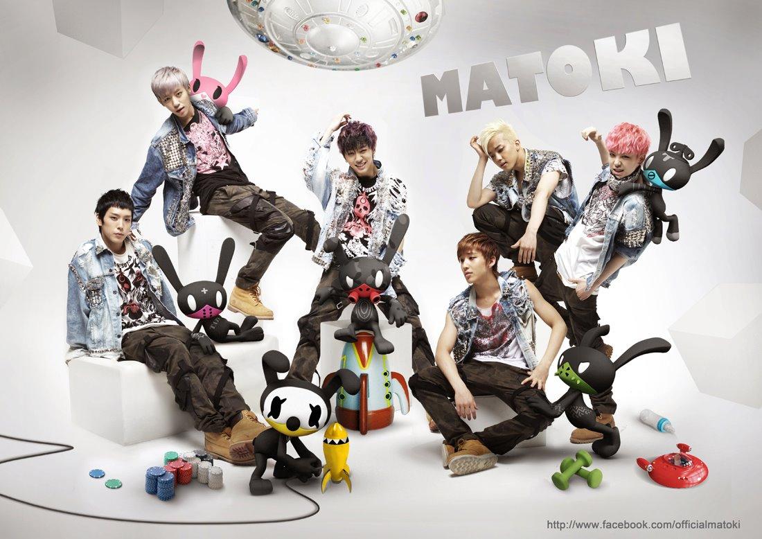 他們形象設定是從 Mato 星球來到地球的六隻外星兔子,每位成員都有各自代表的 Matoki(口罩兔子),目標是「征服地球」。