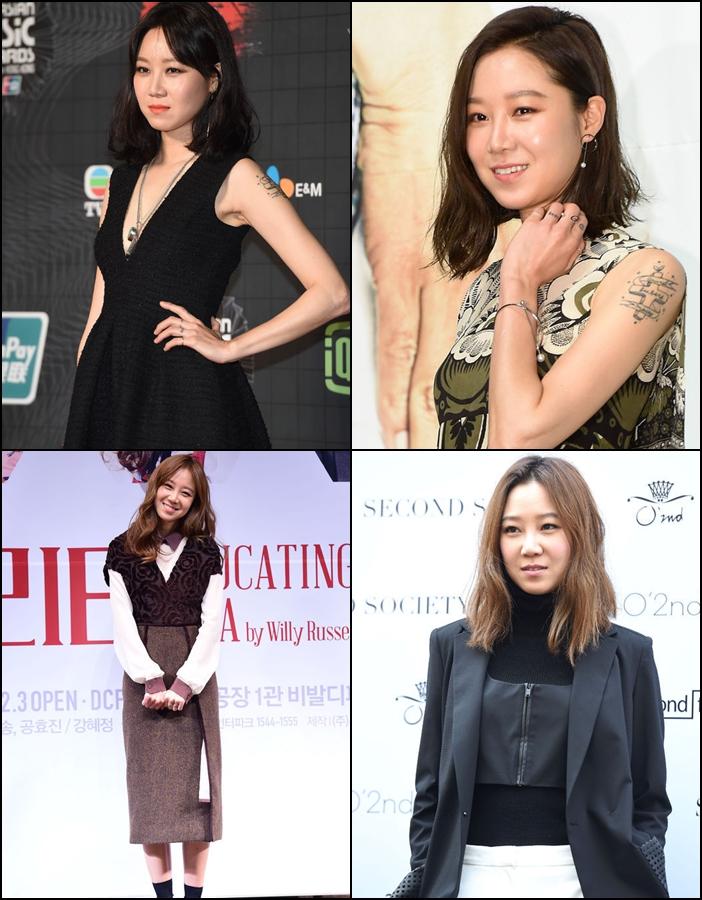 不管是妝髮還是穿搭,一直以來都是韓國女孩們 wannabe 的對象,所以也有「孔lovely」的暱稱。