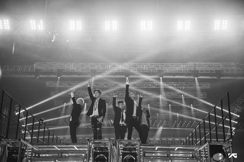 還記得去年底BIGBANG和YG娛樂在續約的消息嗎?BIGBANG在YG已經第10個年頭,因為成員即將陸續當兵,聽說再續了短暫的1年約~