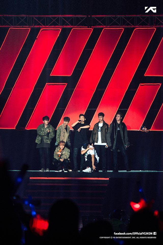 YG娛樂超新星iKON將於今日發行首張日本專輯