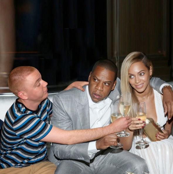 破壞了Kanye情侶檔,又來騷擾Beyonce夫妻..☆