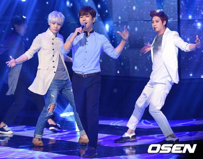 8. MBLAQ 2009年出道約6年3個月
