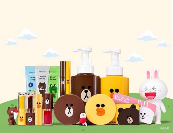 今天又來跟大家分享有什麼非買不可的美妝新品囉!這次的主角─將將~就是可愛的LINE FRIENDS家族★雖然他們已經步是第一次做聯名商品,但這次真的命中女孩的心啦♥ (此系列已於1/12韓國上市)