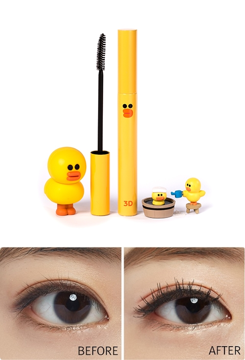 3D睫毛膏(莎莉款)
