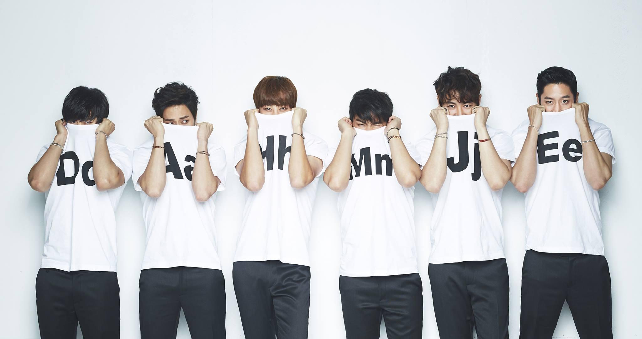 畢竟神話,未更換任何團員且是韓國最長壽的男子團體的成員之一