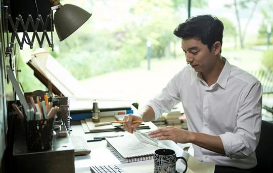 都說認真工作的男人最迷人...(孔劉)♥