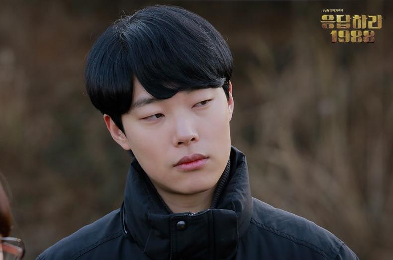 #1:金正煥(柳俊烈 飾)  《請回答 1988》的男主角金正煥雖然沒有花美男外表,但在劇中默默守護女主角的形象,讓他深深擄獲韓國女孩的心♥