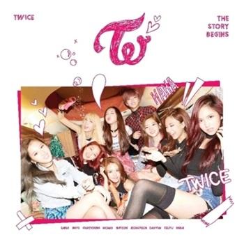 女團方面,新人女團TWICE首張迷你專輯《THE STORY BEGINS》位居第15,是本周KPOP女團專輯銷量中最高名次!