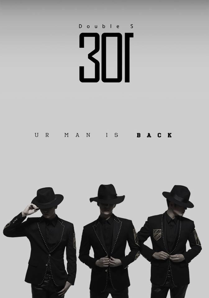 這次 Double S 301 是由「許永生、金奎鐘、金亨俊」三個人一起活動,另外,這也是他們這個小分隊睽違 7 年再次合體發行專輯。