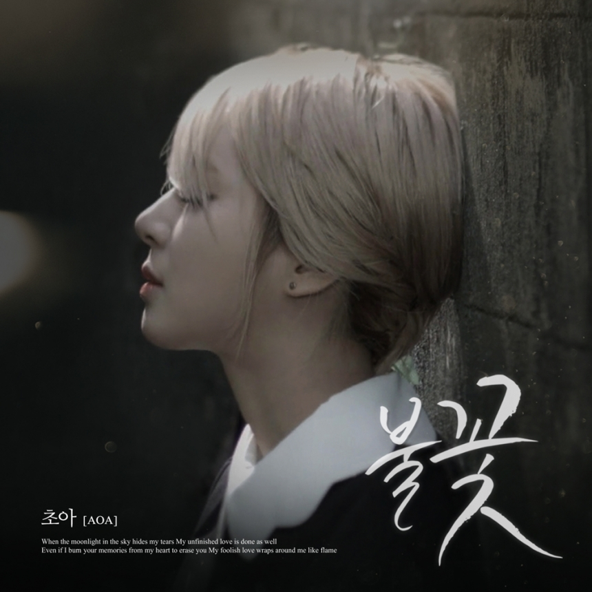 TOP 8. 草娥 - 煙火 AOA的草娥在個人單曲《煙火》中展現她不只是舞蹈團體的一員,以抒情歌方式讓人注意到她的好歌喉
