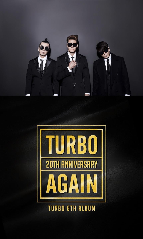 TOP 3. Turbo - Again 音樂一響起,90年代的回憶都回來啦!有金鍾國、金正男、Mikey的元祖偶像Turbo,拜金鍾國所賜,再加上大家懷念Turbo的歌曲,才有機會在10年後再度回歸!