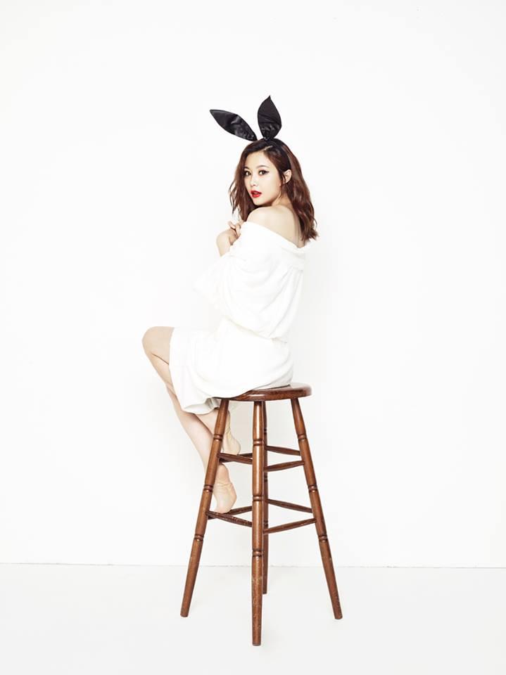 ►Brown Eyed Girls Miryo -「Miryo是韓國樂壇中公認且具代表性的實力女Rapper,2000年在嘻哈團體Honey Family時期開始饒舌音樂之路,之後作為Brown Eyed Girls成員出道,至今已經有15年的經驗了。」