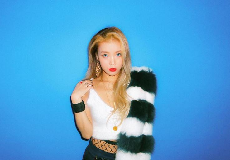 ►Wonder Girls 婑斌 -「出演《Unpretty Rapstar2》的婑斌,在節目中展現了自己的實力,其他女Rapper也常說婑斌很帥氣,是位歌詞寫得很有sense的女Rapper。」