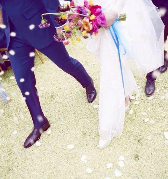 今天小編要介紹的這位「超強童顏人妻女星」,在去年4月4日舉行了非公開婚禮~