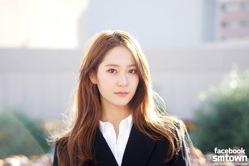 第四名:f(x) - Krystal