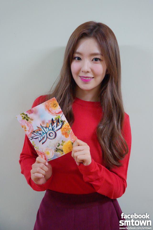第三名:Red Velvet - Irene 氣質過人的Red Velvet的隊長Irene,女神潛力十足!