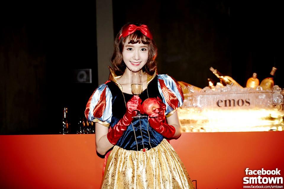 第一名:少女時代 - 潤娥
