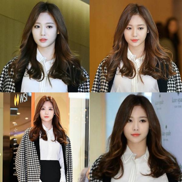 《女生夢幻臉型瓜子臉》代表人物:Girl's Day YURA 這種臉型優點好多喔~搭配什麼樣的髮型都好看,正面、側面拍照起來都很上相,一度成為韓國女生微整形的夢幻項目之一呢!