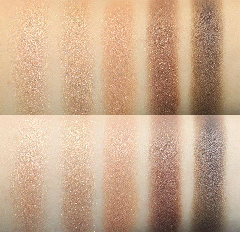 粉質不飛粉,上色又容易,還可以拿來做卧蠶,側影,高光等