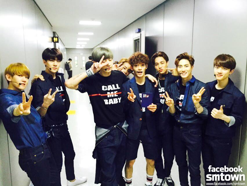 全方位大勢後輩EXO