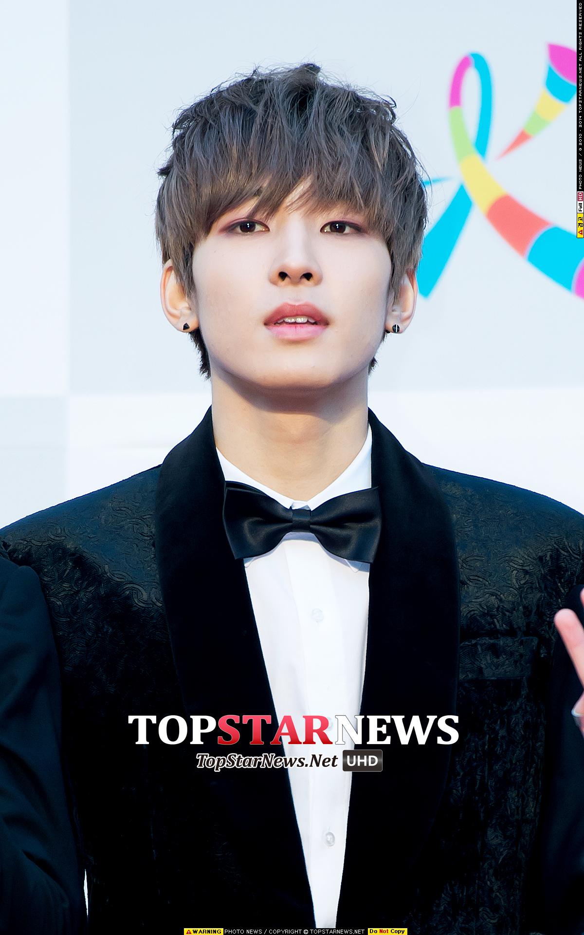 ♥ 9 號:SEVENTEEN Won Woo  「Won Woo 的新聞照總是很高冷。」、「雖然看起來很冷酷,但笑起來又很可愛,有著很有魅力的反差萌。」