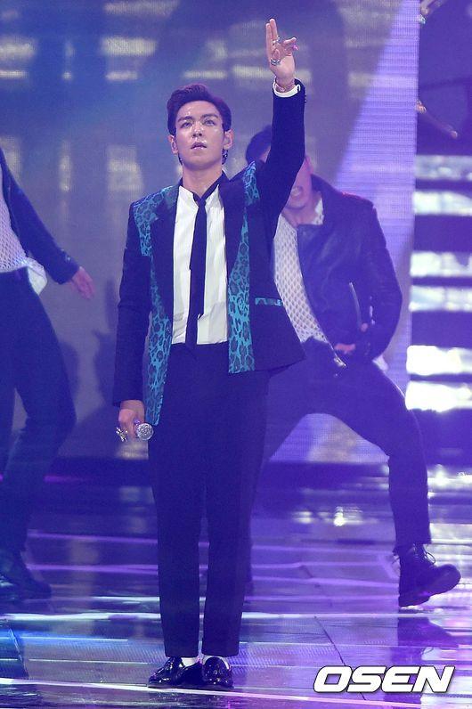 第九名 - BIGBANG T.O.P