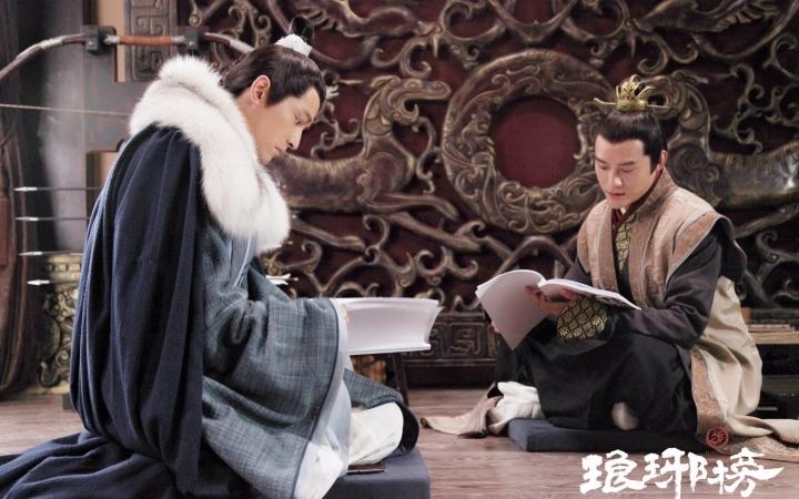 劇中也誕生了多對CP!其中最被看好的不是男女主角的配對,而是梅長蘇和靖王這對男男CP!