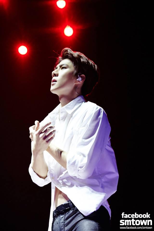 ►EXO 世勳 -「看EXO MR(去背景音樂)的影片後,被世勳嚇到了…」 人家就唱得很可愛ㄇㄟ♥別這樣嘛~!