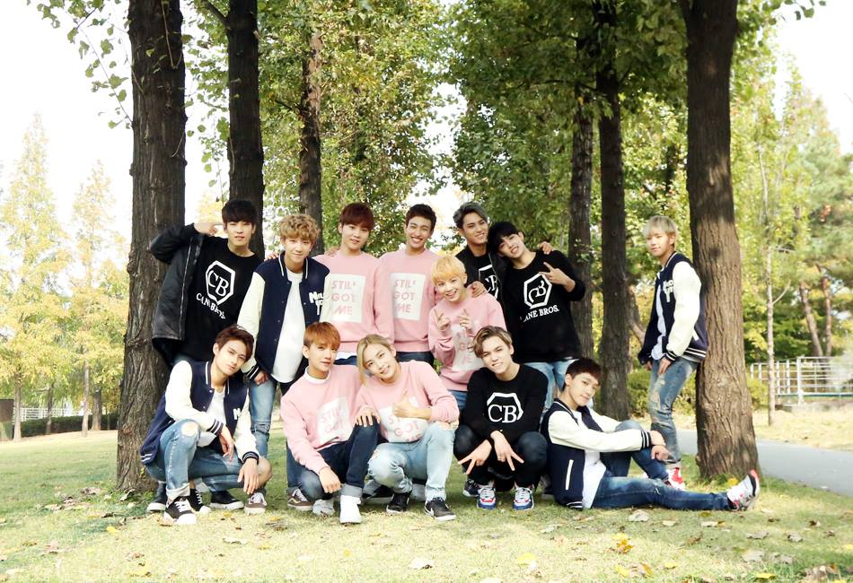 那 piki 的粉絲們~♥ 有人要去韓國跟這群男孩一起過情人節嗎?