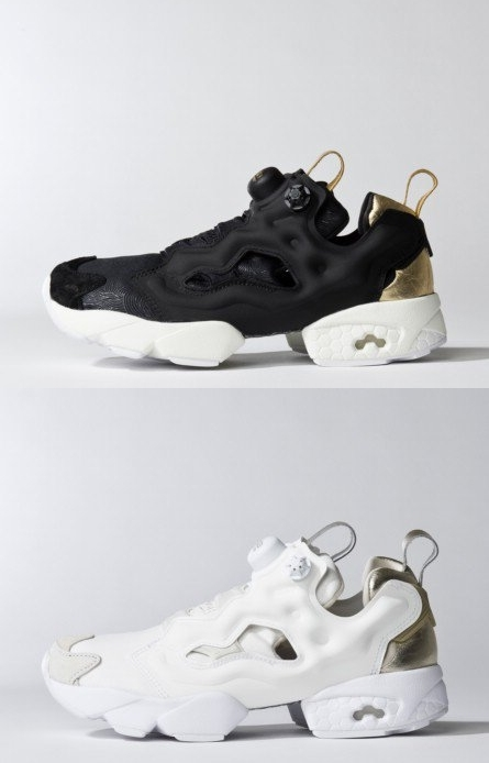 # Reebok Pump Fury運動鞋 這一款在韓國大缺貨又捕獲又再度大缺貨,這麼樣的熱賣~一直到現在還是很多人在詢問呢!韓國女生相當熱愛運動鞋的穿搭,這雙堪稱是去年度#話題性最高的款式之一喔♬