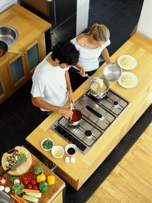 2. 可以描繪未來一起生活場景的,,,料理課堂