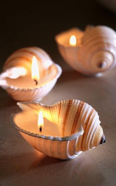 3. 製作能夠記住彼此香味的,,,蠟燭