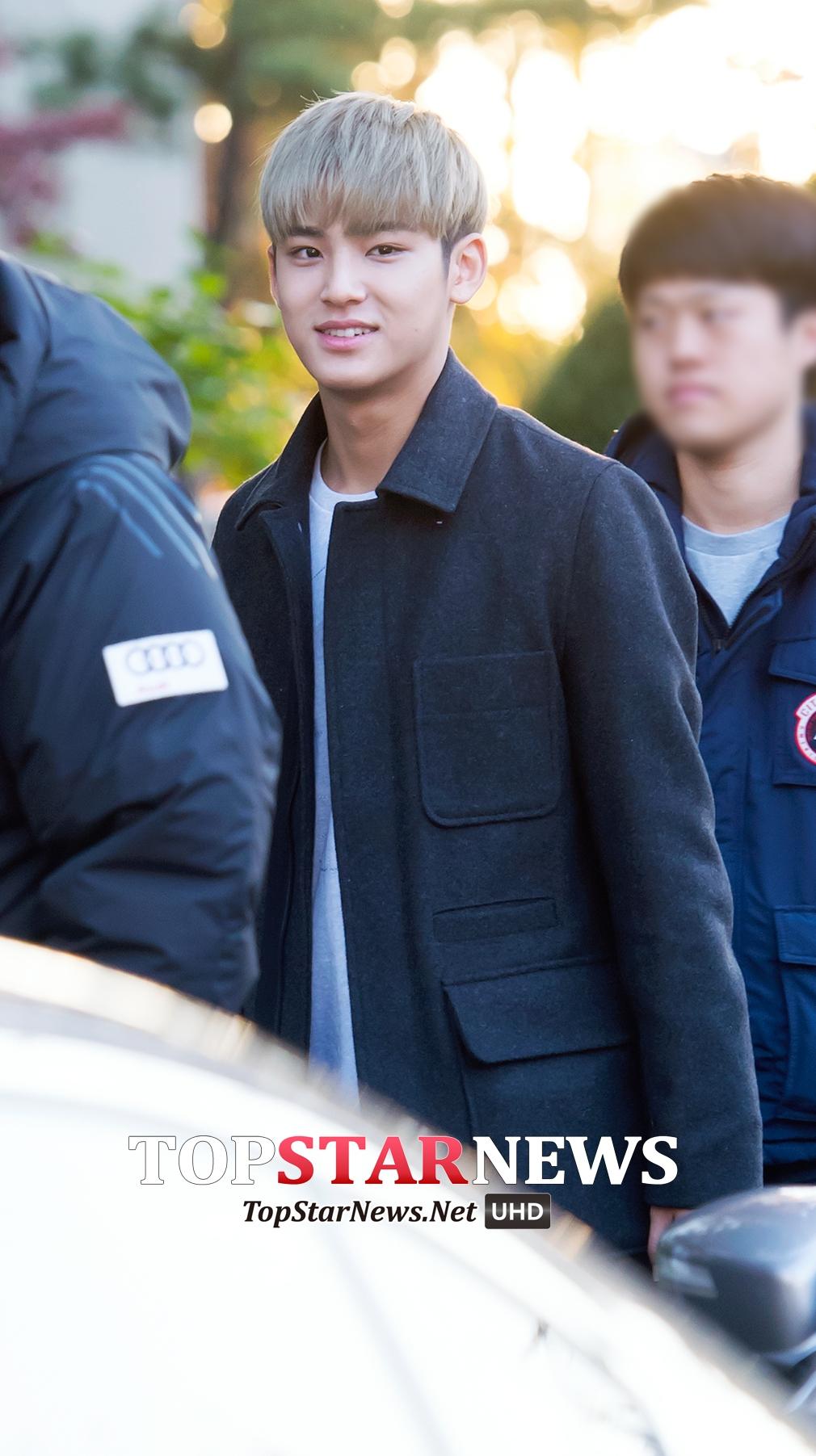 Min Gyu 是最近超人氣男團「SEVENTEEN」的成員,在隊中負責 RAP 和填詞的部分,同時他也是門面擔當喔!