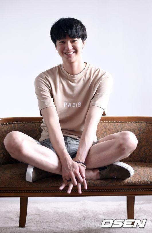 ✿ 花美男二號:  模特兒〈유민규〉(音譯:余玟奎)