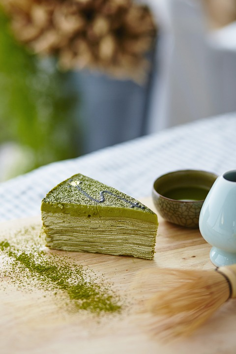 綠茶粉、豆腐、牛奶混合在一起會有一種不可捉摸的美妙味道!喜歡喝綠茶拿鐵的一定要喝一次!