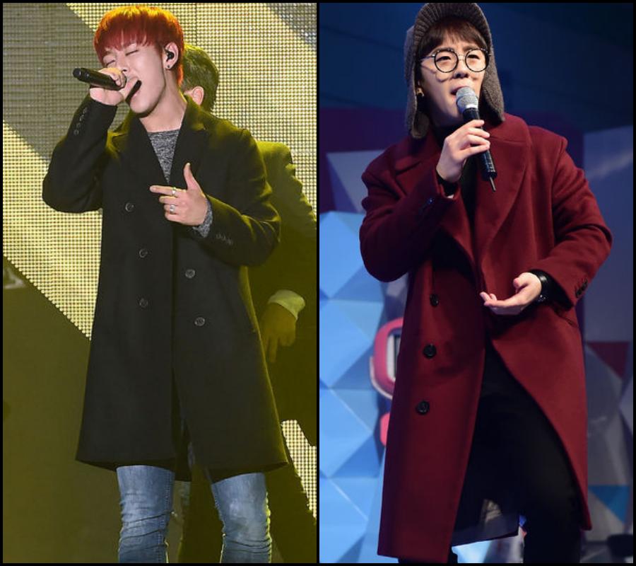 ♫ 〈主唱〉第 3 組:  B.A.P 大賢&Block B 泰欥