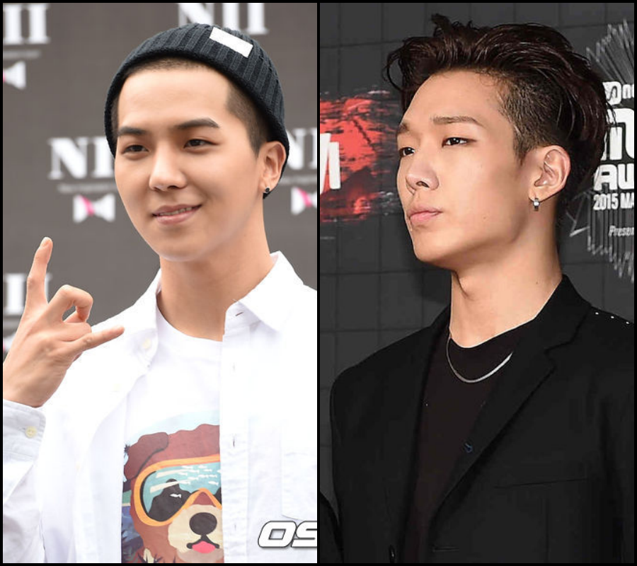 ♪ 〈Rap〉第 1組:  WINNER 宋閔浩&iKON Bobby