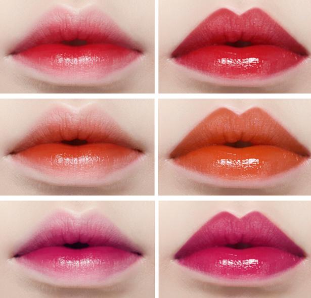 很多女生甚至會因為想要嘟嘟唇而去打豐唇針,其實你只需要選對一款染唇液。