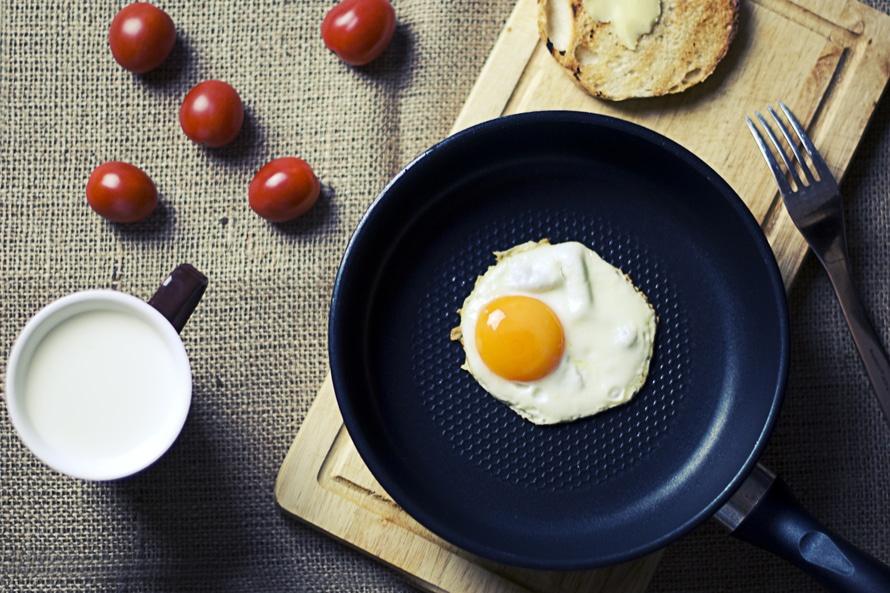 #3. 不吃早餐/如果有吃早餐的習慣,體內的體溫能升高,這樣一來代謝的功能也跟著提高。
