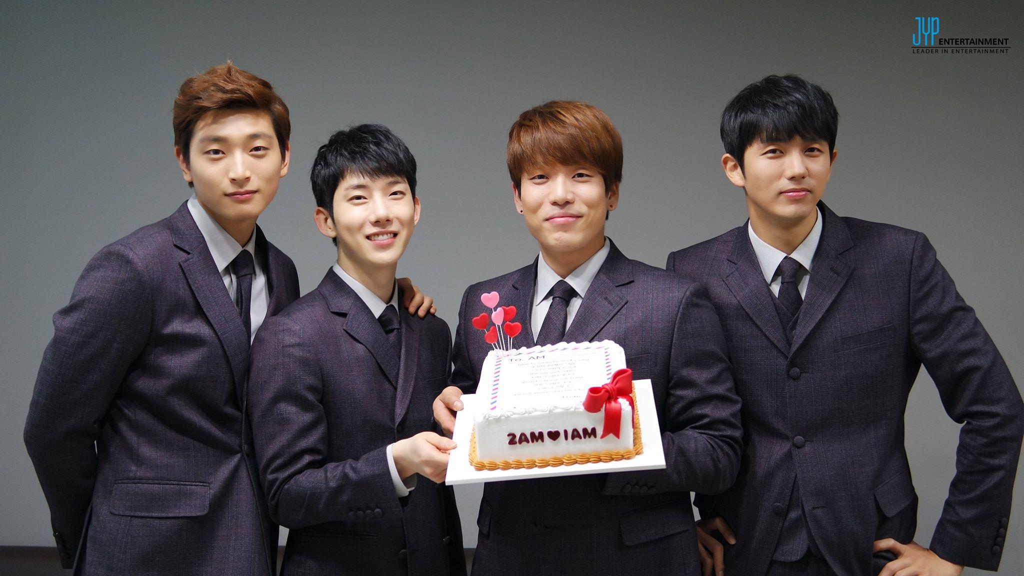 2AM,韓國美聲團體
