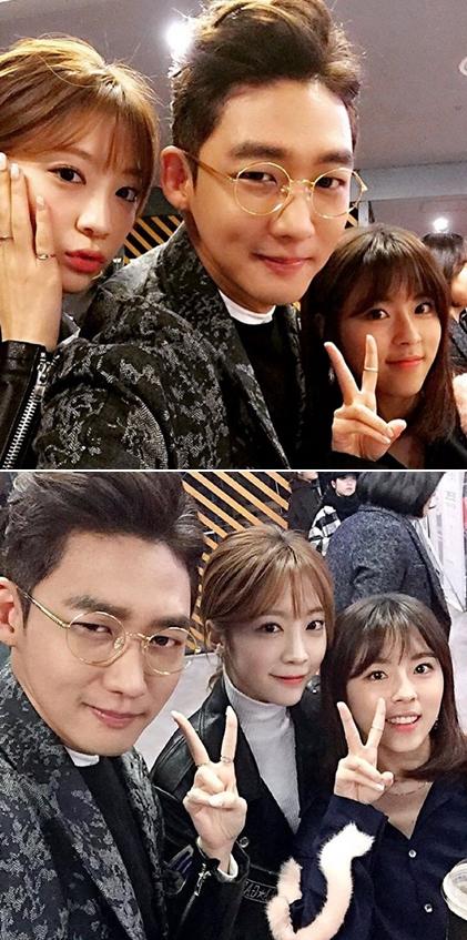 演員李太成曾經是青少年國家代表的棒球選手~曾經出演《惡作劇之吻》、《屋塔房王世子》、《金子輕鬆出來吧》等劇,去年則出演了MBC的週末連續劇《媽媽》。