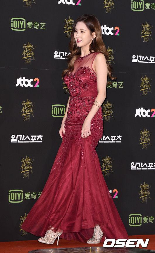 網友評論說:「真的很有魅力,身材又高挑、不至於太胖或太瘦,真的非常美麗。」