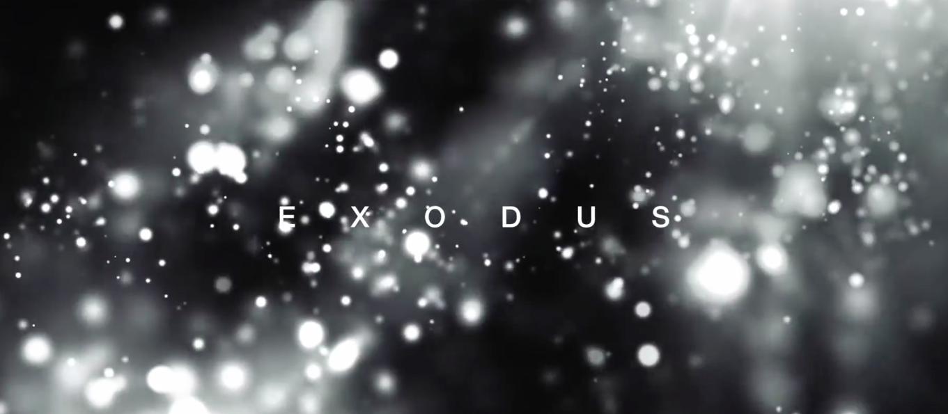 不就是 EXO 第二張專輯預告的風格嗎?