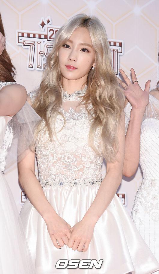 #8.少女時代-太妍 身為目前少女時代成員中唯一發行solo專輯的歌手 去年的《I》不論是音源還是專輯鎖售都開出紅盤,絕對是SM家最有號召力的女歌手!更是各大熱門電視劇邀約OST的第一人選
