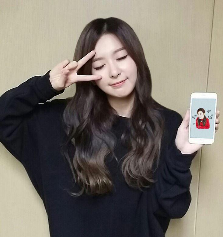 ►Red Velvet Seulgi 小編覺得瑟琪是越看越有魅力的女孩,雖然韓國男生們可能比較喜歡其他的成員,但是瑟琪真的是可愛又有才華的女孩♡