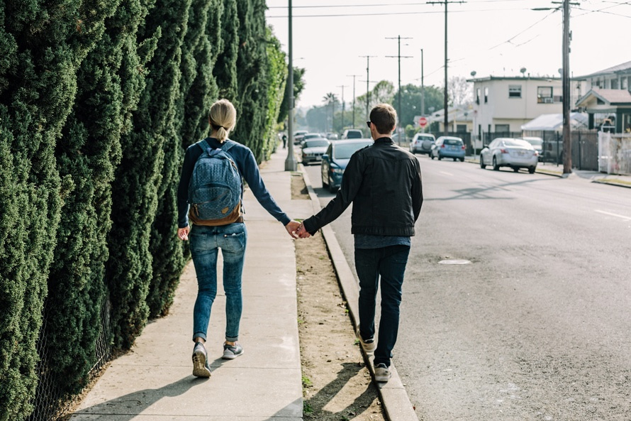 1. 如果你喜歡一個人,通常情況下他(她)是知道的♥~