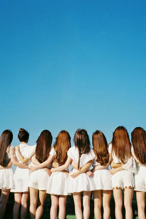 那就是Infinite的師妹團~Lovelyz啦~