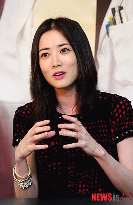 主要在電視圈活動的演員崔貞媛!